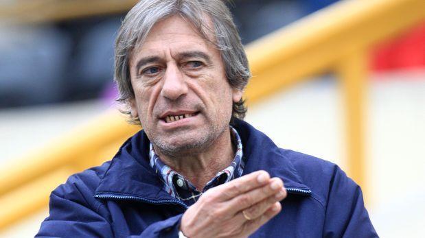Germán Leguía respondió a las críticas de Raúl Ruidíaz
