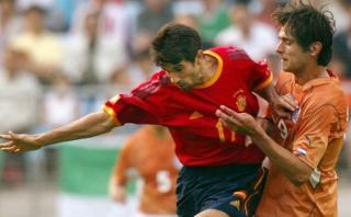 Valerón, ex mundialista español, se retira a los 40 años