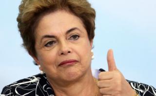 Partido de Dilma presenta recurso para frenar su destitución