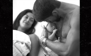 Phelps: atleta olímpico más ganador de la historia ya es papá