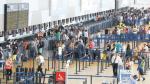 Aeropuerto Jorge Chávez podría quedar rezagado en Sudamérica - Noticias de cámara nacional de comercio de bolivia