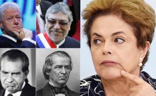 Impeachment: Cuatro casos que remecieron al mundo