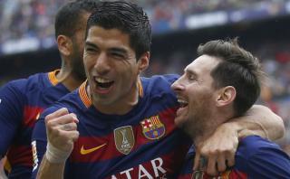 Luis Suárez: doblete contra Espanyol lo acerca al Pichichi