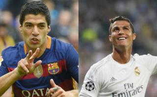 Luis Suárez vs. Cristiano Ronaldo: la lucha por el Pichichi