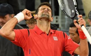 Novak Djokovic venció a Andy Murray y ganó título de ATP Madrid