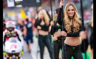 MotoGP: Las Paddock Girls llegaron al GP de Francia [FOTOS]