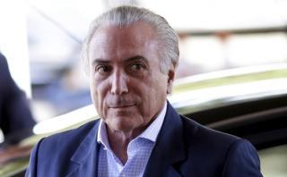 Brasil: Sospechas y acusaciones sobre el sucesor de Dilma