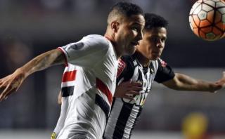 Sao Paulo ganó 1-0 al Atlético Mineiro por Copa Libertadores