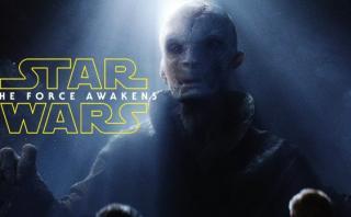 """""""Star Wars"""" desmiente rumor de Snoke, líder de la Primera Orden"""