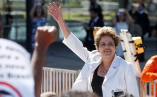 Dilma fue suspendida y esto ocurre en Brasil [MINUTO A MINUTO]
