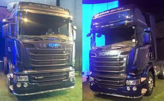 Scania cumplió 65 años en Perú mostrando camiones nuevos