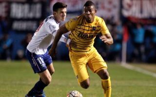 Boca Juniors igualó 1-1 con Nacional por Copa Libertadores