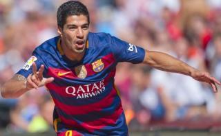 Luis Suárez es el nuevo Pichichi de la Liga BBVA con 40 goles