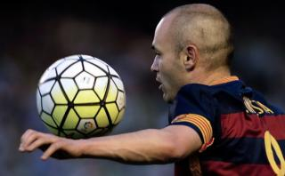 """Barcelona campeón. Andrés Iniesta: """"Este título sabe a gloria"""""""