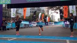 Lima 42K: keniatas triunfaron e Inés Melchor ganó en 10K