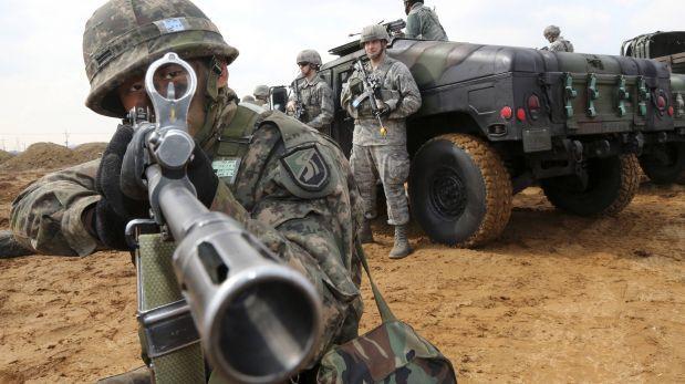 Corea del Sur, EE.UU. y Japón harán ejercicio antimisiles