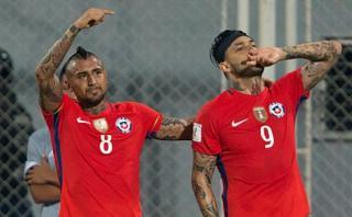 Selección chilena definió nómina para Copa América Centenario