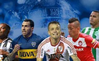 Copa Libertadores 2016: programación de los cuartos de final