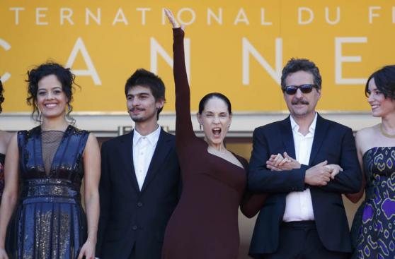Cannes: elenco de