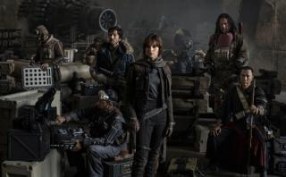 """Star Wars: Rogue One"": detalles de la cinta se filtraron"