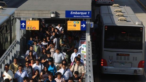 Metropolitano: construirán nueva estación en San Isidro