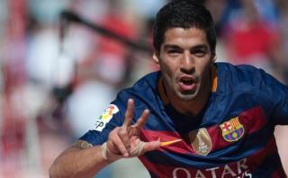 Luis Suárez es mejor jugador de mayo en la Liga BBVA
