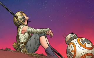"""Star Wars: The Force Awakens"" tendrá cómic"