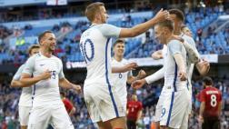 Inglaterra venció 2-1 a Turquía en amistoso rumbo a la Eurocopa