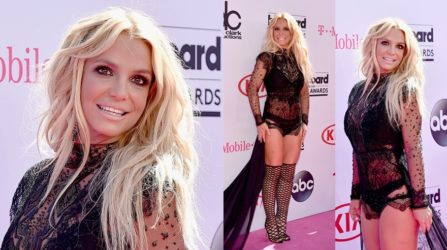 Britney Spears  en los Billboard Music Awards 2016  -1