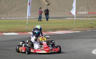 Karting: Grace Hemmerde ganó segunda fecha del X30 Challenge