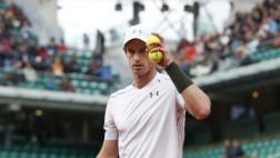 Roland Garros: Murray cedió primeros sets en duelo postergado