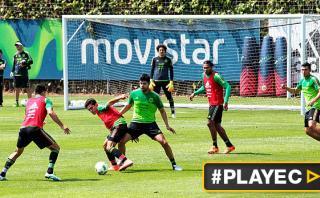 México se alista para disputar la Copa América Centenario