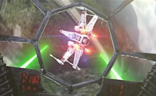Crearon batalla de Star Wars con drones y esto sucedió [VIDEO]