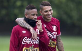 Paolo Guerrero desea que Farfán lo acompañe en el Flamengo