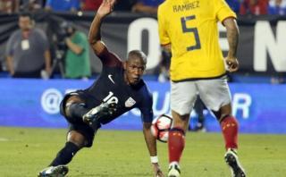 Estados Unidos venció a Ecuador 1-0 con agónico gol
