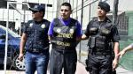 Dos policías fueron capturados con Los malditos de Bayóvar - Noticias de gilberto sullca sánchez
