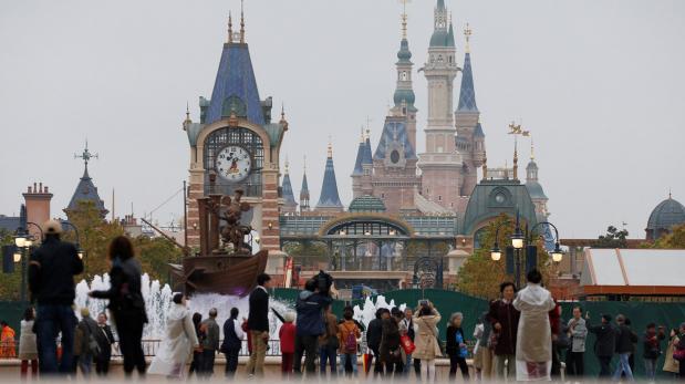 Esta es la guía de etiqueta para visitar Shanghái Disneyland