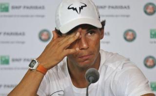 Un rival menos para Djokovic: Nadal se retira de Roland Garros