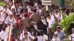 Pucallpa: más de 50 escolares se desmayan por el intenso calor - Noticias de elias fullana