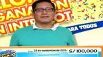 Caen dos sujetos por cobrar premios de Tinka con boletos falsos - Noticias de tinka