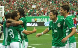 México venció 1-0 a Paraguay en Atlanta por partido amistoso