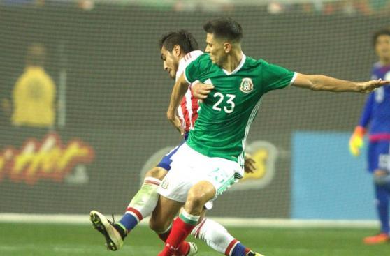 México vs. Paraguay: las mejores postales del triunfo azteca