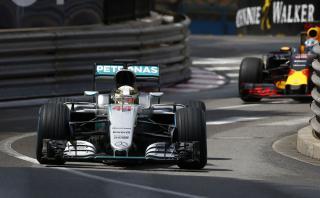 Fórmula 1: Lewis Hamilton se llevó el GP de Mónaco