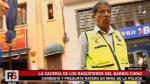 Barrio Chino: uno de los asaltantes sería vecino de cambista - Noticias de vicky donor