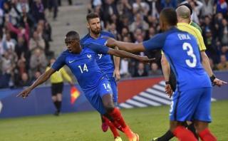Francia venció 3-2 a Camerún en amistoso previo a la Eurocopa