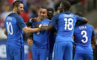 Francia definió lista para Eurocopa tras baja de último momento