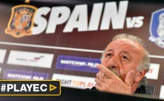 Selección española definió a sus 23 jugadores para la Eurocopa