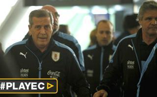 """Selección uruguaya """"quiere hacer historia"""" en Copa América 2016"""