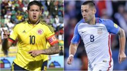 Colombia vs. Estados Unidos: en inicio de la Copa América 2016