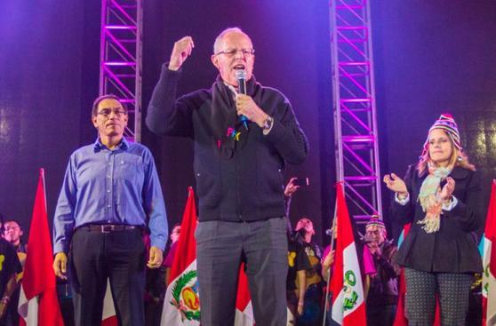 Así fue cierre de campaña de Pedro Pablo Kuczynski en Arequipa